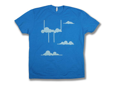 Blue Cloud T-shirt main photo