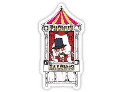 Phonus Balonus Ringmaster Sticker main photo