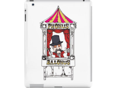 Phonus Balonus Ringmaster iPad Case main photo