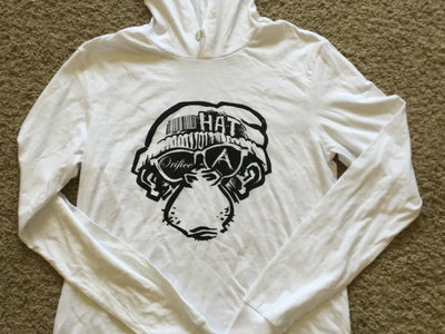 HAT - The Album - The Pimp White Hoodie main photo