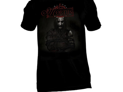 """Mortiis In Chains"" Double Printed T-Shirt main photo"