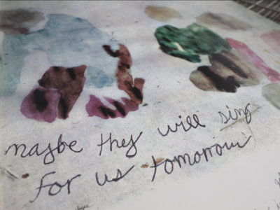Maybe They Will Sing for Us Tomorrow Poster main photo