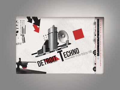 Detroit Techno - Poster Print main photo
