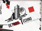 Detroit Techno - Poster Print photo