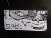 Pencil Case feat. Slavaki - Escalator EP artwork by Sam Crew photo