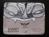 "15"" Laptop Sleeve/Case feat. Slavaki - Escalator Artwork by Sam Crew photo"