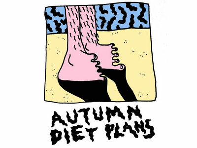 Autumn Diet Plans - White T Shirt main photo