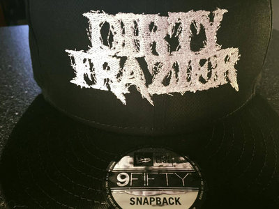 Dirty Frazier Logo Snapback (Black) main photo