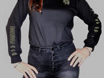 Fugitive Design Long Sleeve T-Shirt main photo