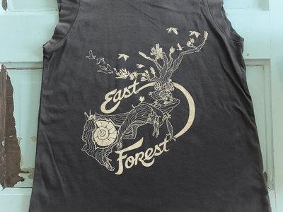 Juniper Frog - Cap Sleeve Jersey Crew T-shirt main photo