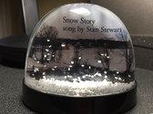 Snow Story - the snowglobe photo