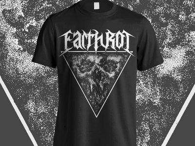 Triangle Skull T-shirt main photo