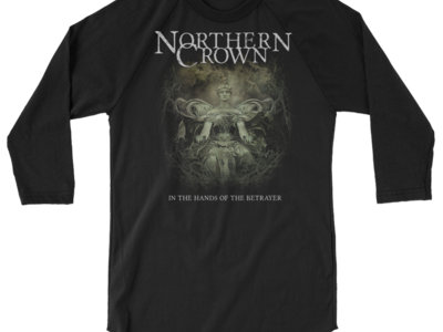 """Northern Crown """"In the Hands..."""" 3/4 T-Shirt main photo"""