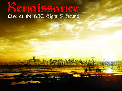 Renaissance Live at the BBC Sight and Sound DVD+3CD Autographed by Annie Haslam main photo