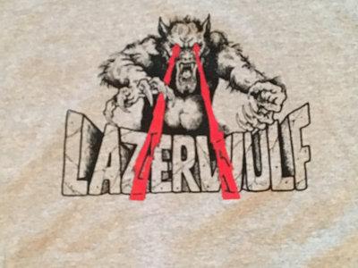 LazerWulf Demo shirt main photo