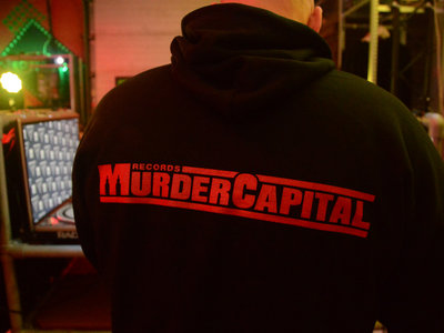 [HMPB002C] The MurderCapital Fan Pack Hooded main photo