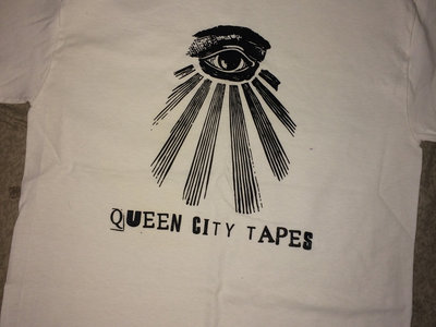 Queen City Tapes All Seeing Eye T-Shirt main photo