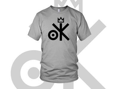 YKOG Logo Tee [Grey/Black] main photo