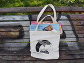 DreamAwake Recycled Tote Bag photo