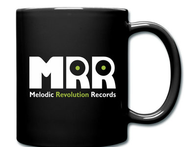 Official MRR Coffee Cup: Black main photo