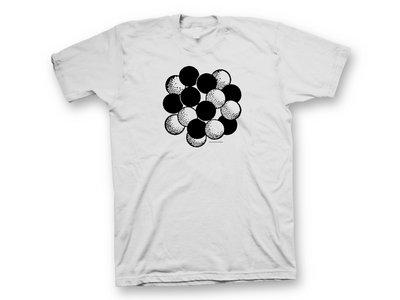 The Content (L)abel (Logo/White) -T-Shirt main photo
