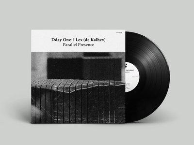 "Dday One | Lex (de Kalhex) Parallel Presence 7"" Vinyl main photo"