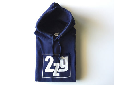 2ZG Hoodie - Serie 2 - Blue main photo