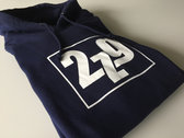 2ZG Hoodie - Serie 2 - Blue photo