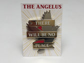 """There Will Be No Peace 1"""" Enamel Pin photo"""