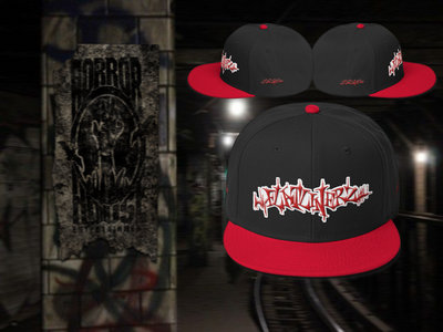 "FLATLINERZ ""EMBROIDERED CAP"" main photo"