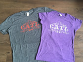 SEXY NEW SHIRTS! super soft+badass logo=perfect for any true catl fan! photo