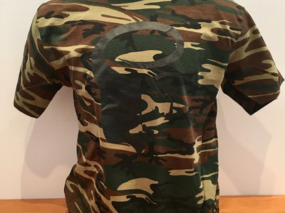 Mens Camouflage Tee main photo
