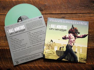 "12"" LP, Limited Edition, DOUBLEMINT GREEN vinyl, 200 copies main photo"