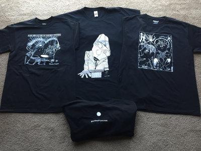 "Gordon Pryor ""B&W Graphic Series"" T-Shirts main photo"
