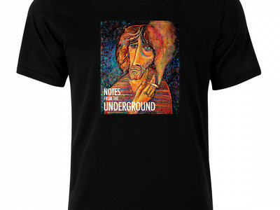 Notes From The Underground T-shirt main photo
