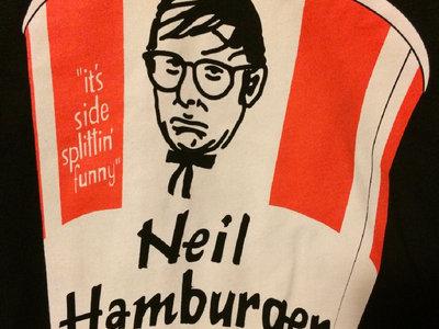 Neil Hamburger Chicken Bucket Shirt main photo