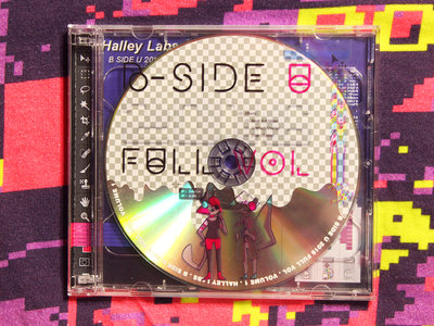 B-SIDE U 2016 FULL VOL – HLCD-002 / HALLEY DIRECT CD main photo