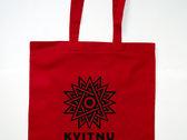 Kvitnu New Star Tote Bag photo