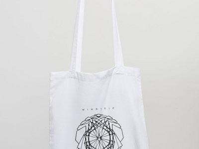MindTrip White Tote Bag main photo