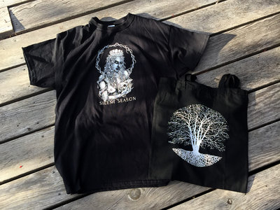 Limited Edition Mother Nature T-Shirt & Record Bag main photo