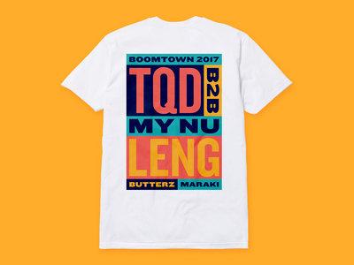 TQD x My Nu Leng - T Shirt - Double Pack main photo