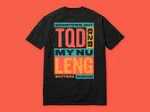 TQD x My Nu Leng - T Shirt - Double Pack photo