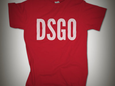 DSGO T-Shirt red main photo