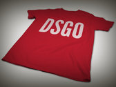 DSGO T-Shirt red photo