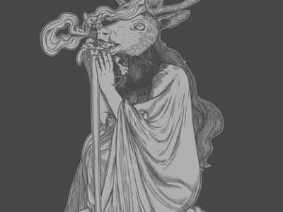 """""""Buck Priest"""" T-shirt main photo"""