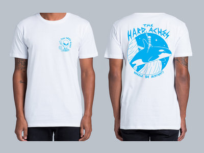 The Hard Aches - Whale Be Alright Tee main photo