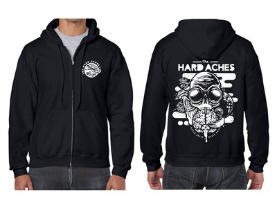 The Hard Aches - Brain Drain Zip Hoodie main photo