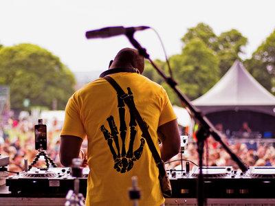 Yellow Gunfingers T Shirt main photo