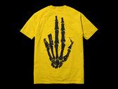 Yellow Gunfingers T Shirt photo