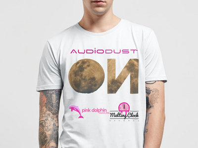 Audio Dust 'On' Men's T-shirt main photo